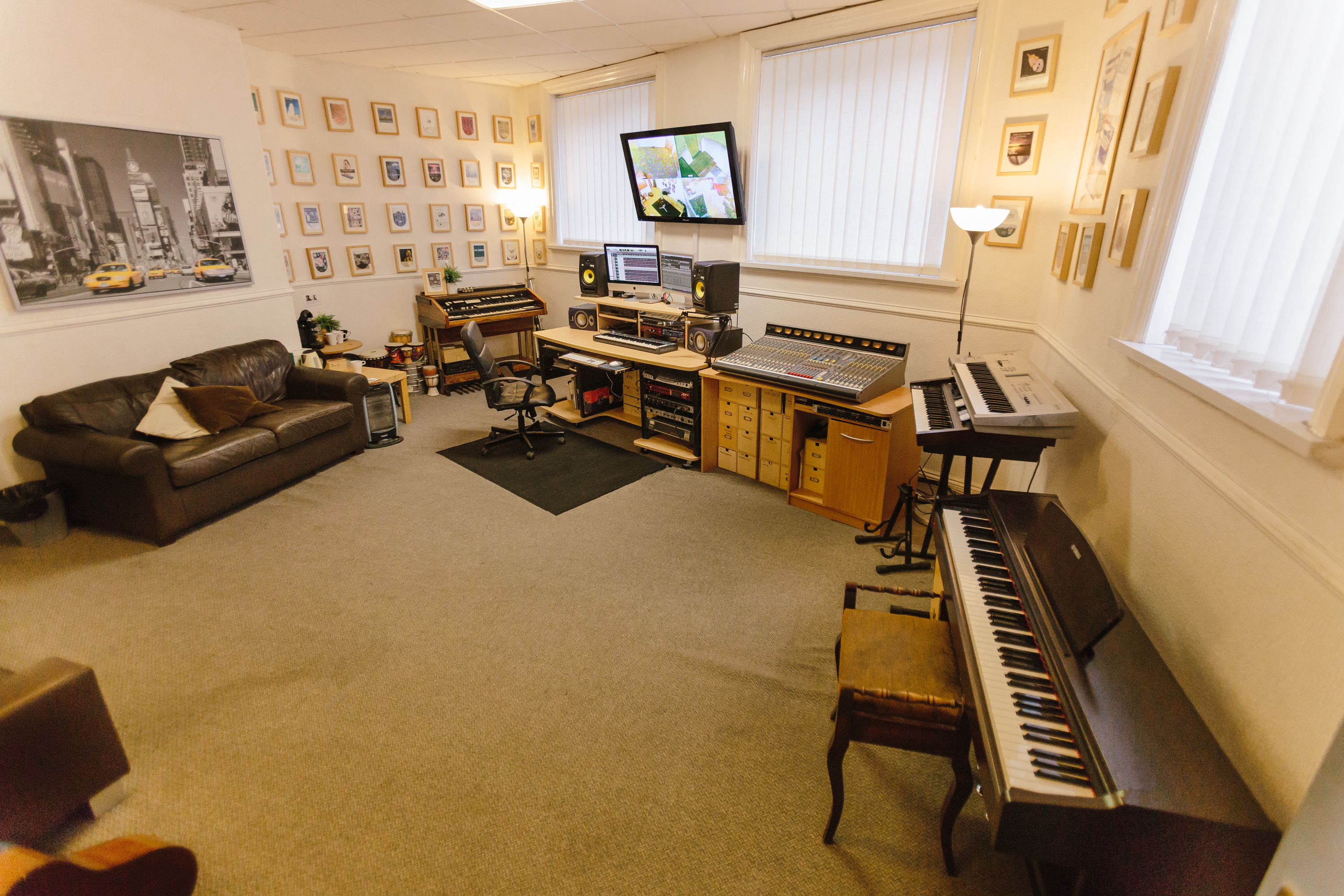 Recording Studio Newcastle Recording Studio Gateshead Recording
