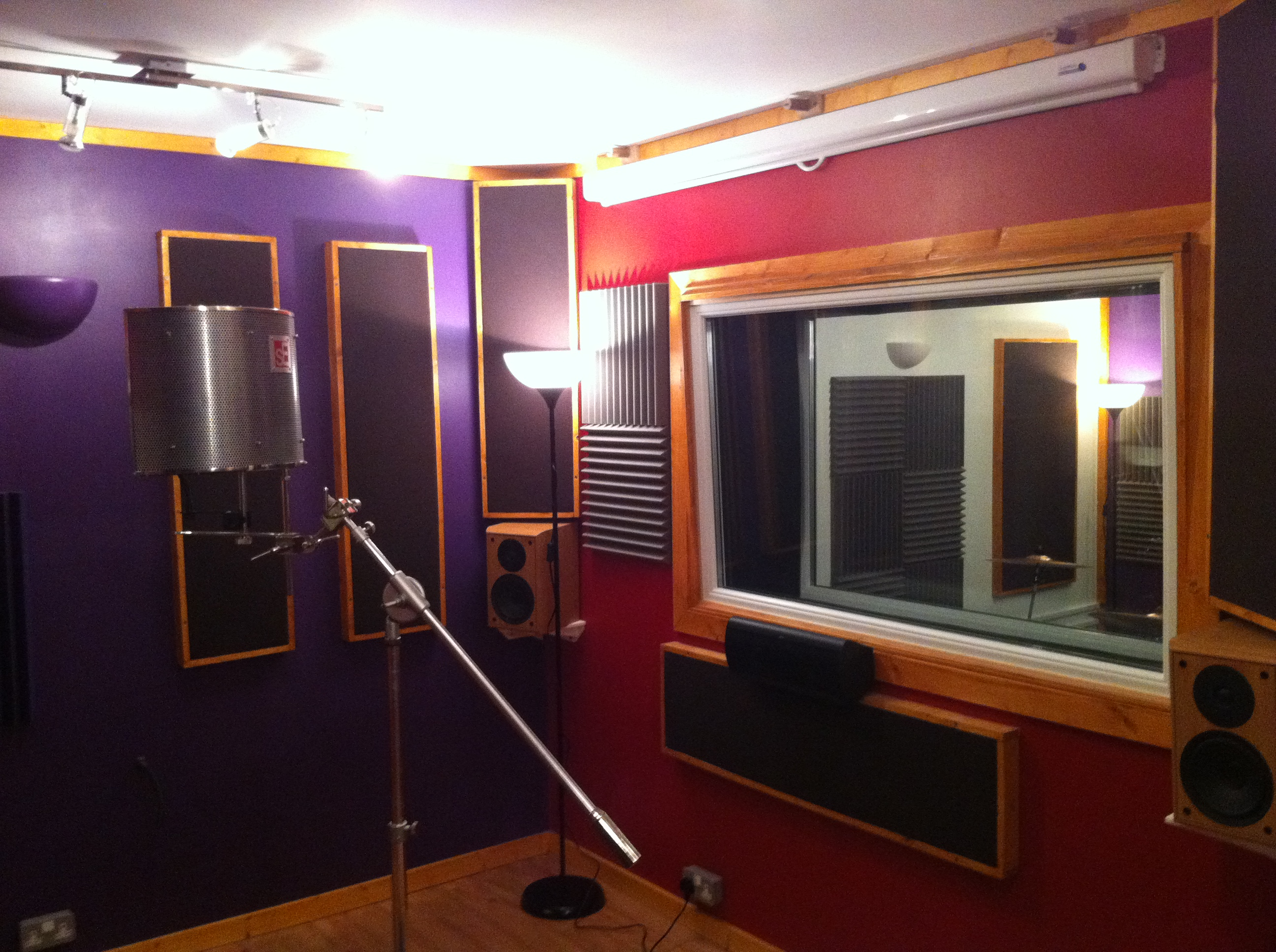 devon recording studio