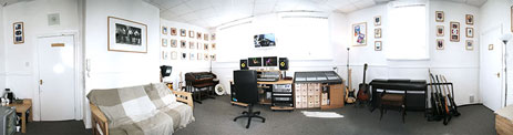 recording studio newcastle